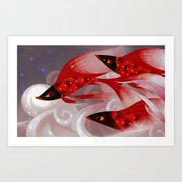 Reds Kunstdrucke