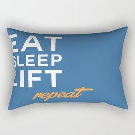 Repeat Rectangular Pillow