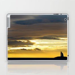 Sea sunset landscape Laptop & iPad Skin
