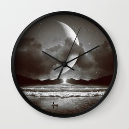The Currents Will Shift Wall Clock