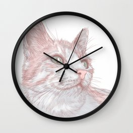 Princess Rosalyn Wall Clock