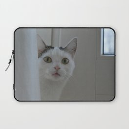 Green eyes Laptop Sleeve