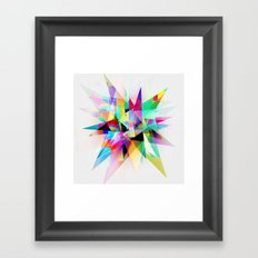 Colorful 3 Framed Art Print