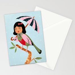 Weather the Storm Stationery Cards