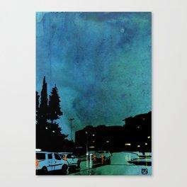 nightscape 03 Canvas Print