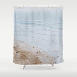 Ocean Beach / San Francisco, California Shower Curtain