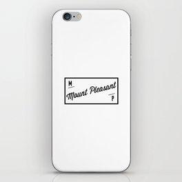 Mount Pleasant iPhone Skin