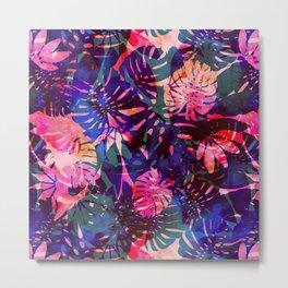 Motuu Tropical CMY Metal Print