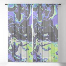 MARTINI POLICE Sheer Curtain