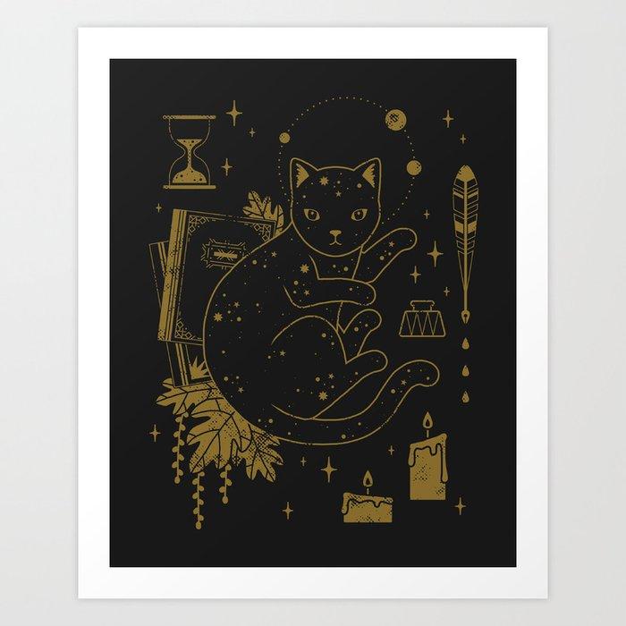 Magical Assistant Kunstdrucke