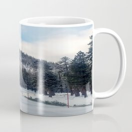 Mammoth Mountain: Scenic Road Coffee Mug