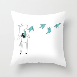 Stewball: Potential Throw Pillow