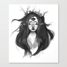 soft Canvas Print