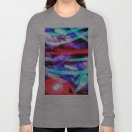 In the RED Long Sleeve T-shirt