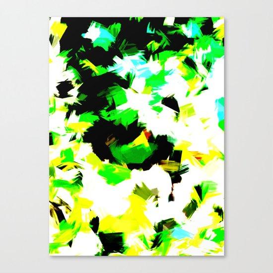 BLOSSOMS - COLORS Canvas Print
