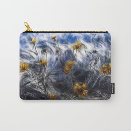 against the wind Carry-All Pouch