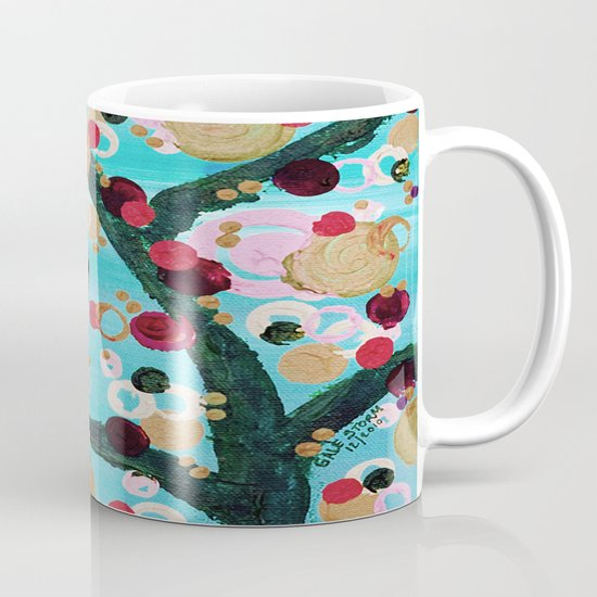 :: Gemmy Owl Loves Jewel Trees :: Mug