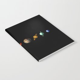The Solar System Notebook