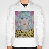 jared leto Hoodies featuring Jared Leto as RAYON by Jenn