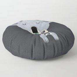 koala cam Floor Pillow