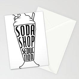 Soda Shop Seduction Stationery Cards