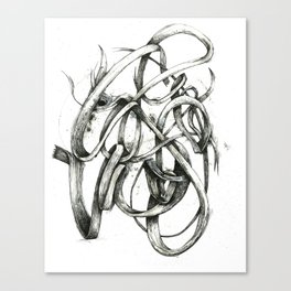 Bacon Ampersand Canvas Print