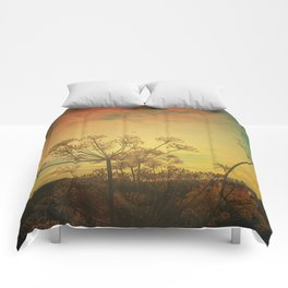 Summer Enchantment Love Comforters