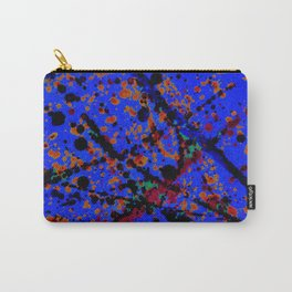 Abstract Drip II Carry-All Pouch