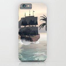 Fantastic seascape iPhone 6s Slim Case