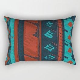 3D Ethic BG Rectangular Pillow