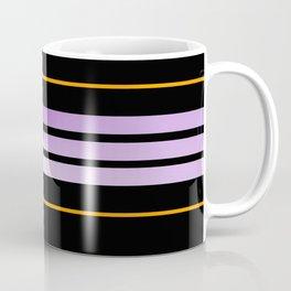 Team Colors 5...Purple,orange Coffee Mug