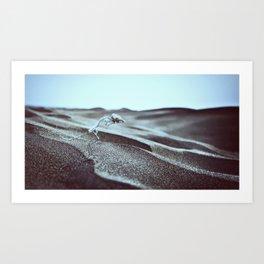 Distance Is Darkness Art Print