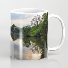 Evening On The Avon River, Stratford, Ontario Coffee Mug