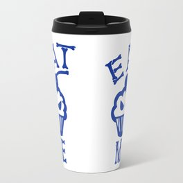 Eat Me (Blue Version) Travel Mug