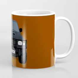 Let's Off - Road! Coffee Mug