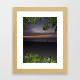 Puerto Rican perfection Framed Art Print