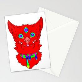 Toxicity Stationery Cards