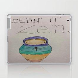 Keepin' it Zen Laptop & iPad Skin