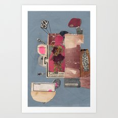 superpatches Art Print