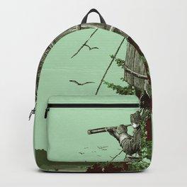 DISCOVERING PORTLAND Backpack
