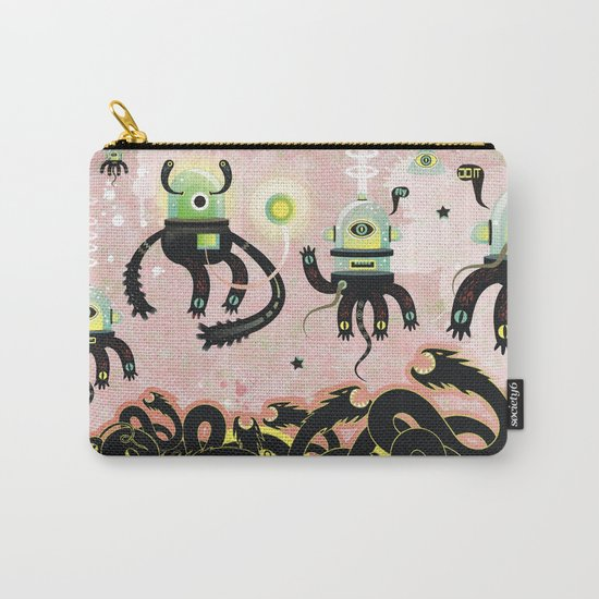 Over the Dragon sea Carry-All Pouch