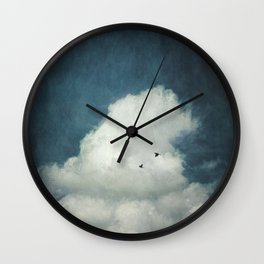 the Cloud Wall Clock