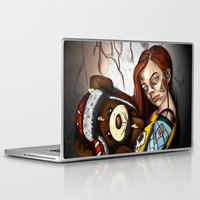 dragonball z Laptop & iPad Skins featuring Z. by Joshua M. Rhodes III