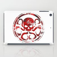 hydra iPad Cases featuring HYDRA by Trey Crim