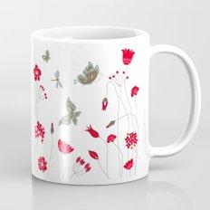 Tatemae Japanese White Mug