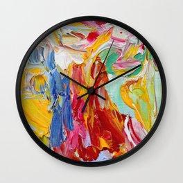 Eunoia Wall Clock