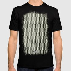 What do you see Dr. Frankenstein? Mens Fitted Tee 2X-LARGE Black