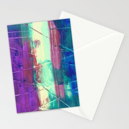 Colors and Lines #1 Stationery Cards