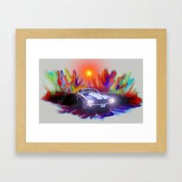 70 454 Chevelle SS Framed Art Print