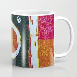 Insta Etch Red Coffee Mug